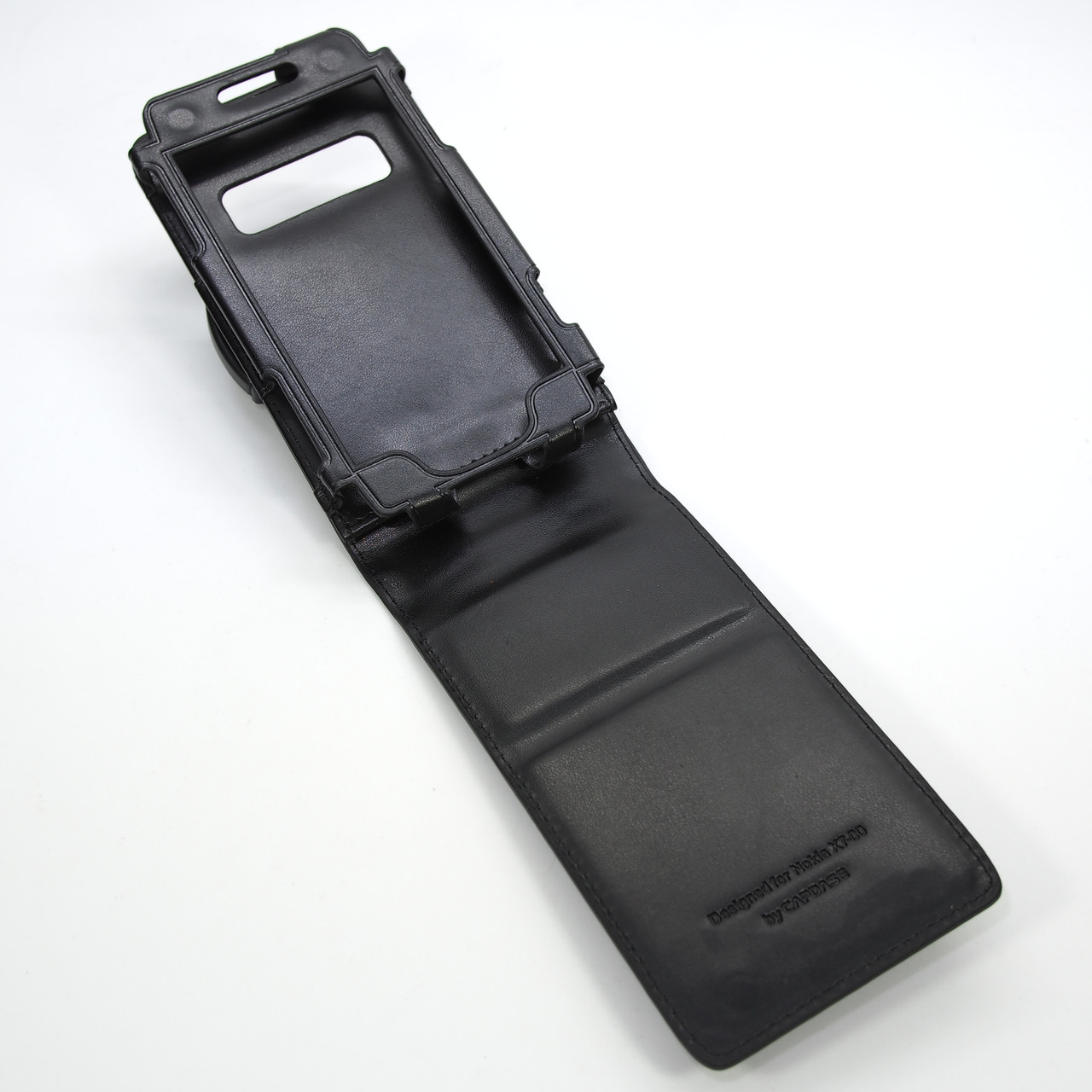 Capdase FlipTop Leather Nokia X7 black