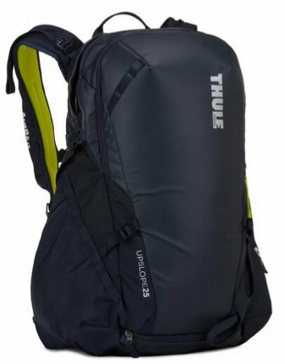 Спортивний рюкзак Thule Upslope Snowsports Backpack Black - Blue, TH3203607, на 25л