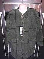 Кардиган женский плюш  размер 56-58, фото 1