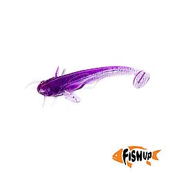 "Catfish 3"" (8шт), #015 - Violet/Blue"