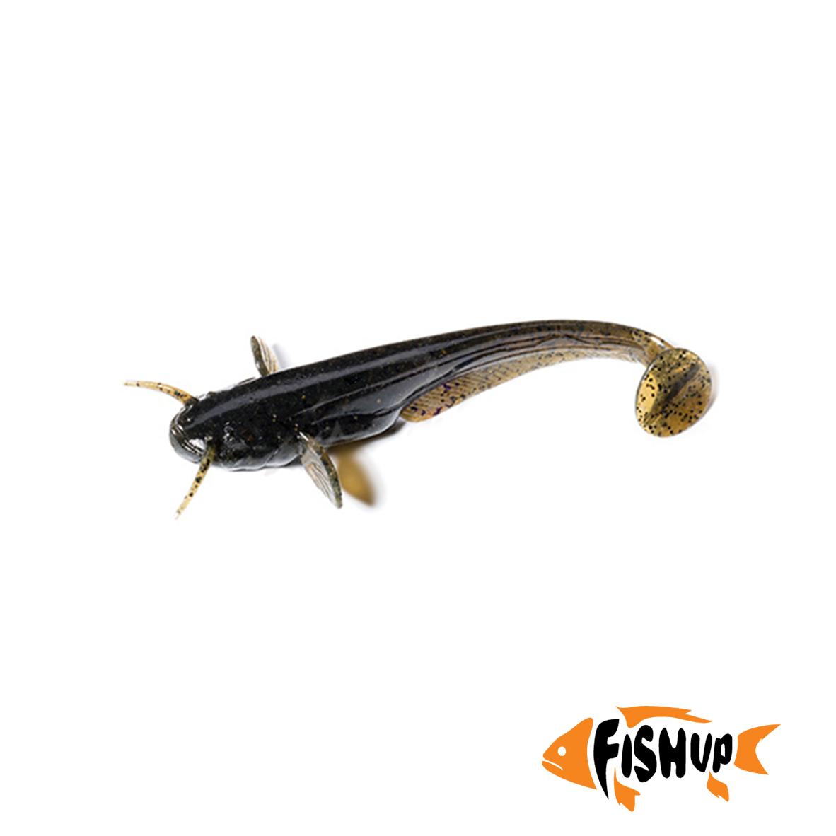 "Catfish 3"" (8шт), #043 - Watermelon Brown/Black"