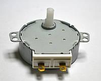 Двигатель (мотор) привода тарелки для микроволновки 49TYZ (универсальный,21V)