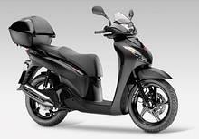 Honda sh 125-250cc