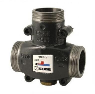 """Трехходовой смесительный клапан Esbe VTC512 60°C DN32 1 1/2"""""""
