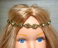 Оригинальное украшение на голову Антикрварная бронза, фото 1