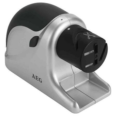 Аппарат для заточки AEG (Отправка в день заказа) MSS 5572 ножей, ножниц, отверток Германия, фото 2