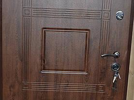 Наружные входные двери Статус винорит на улицу замкиKale, фото 3