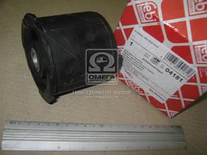 Подушка крепления балки BMW E34 (-97) задняя ось (производитель Febi) 04181