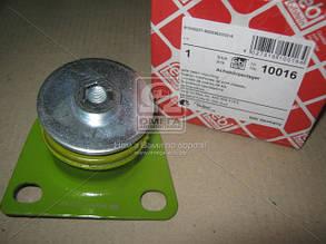 Подушка КПП AUDI 100,A6 (-97) заднего левая (производитель FEBI) 10016