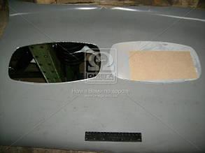 Зеркало (полотно) КАМАЗ плоское (производитель Россия) 5320-8201110