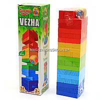 Настольная игра Fun game «Vezha. Падающая башня» 7362