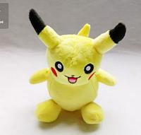 Покемон Пикачу, Pokemon Go, высота 16 см, плюшевая игрушка Picachu