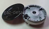 Горелка средняя для плиты Indesit С00052929 с крышкой.
