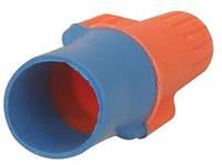 Cоединители 3M™Performance Plus O/B+.  Колпачковые электрические соединения оранжево-синий