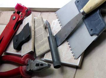 Набор инструмента для укладки плитки