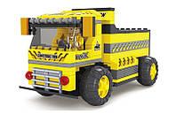Конструктор машина грузовик на радиоуправлении. Серия Гонка. Ausini