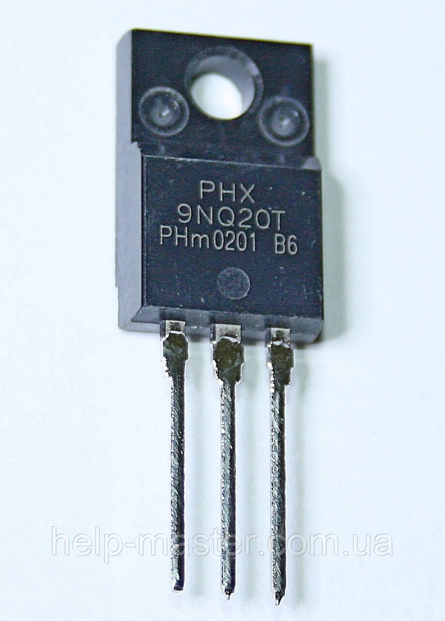 Транзистор PHX9NQ20T (TO-220F)