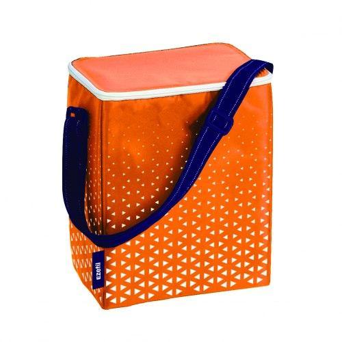 Термосумка 14л Ezetil Holiday оранжевая 🏞️