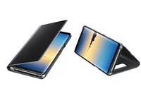 Чехол Samsung Clear View Standing Cover Note 8 / 9 EF-ZN960 +ЧИП