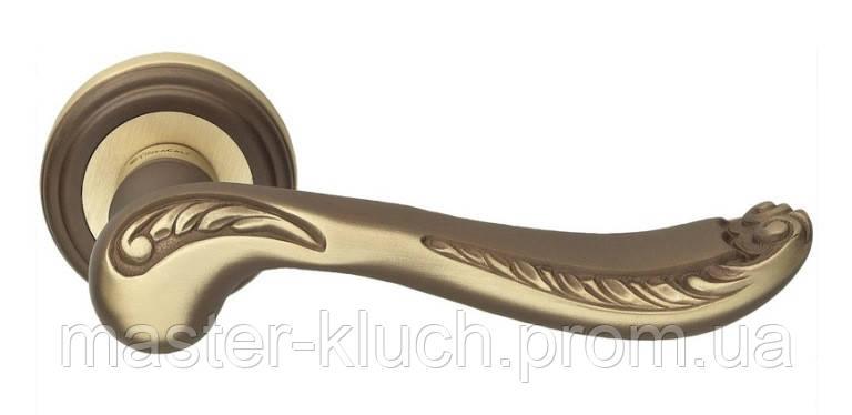 Дверные ручки Linea Cali Lady бронза