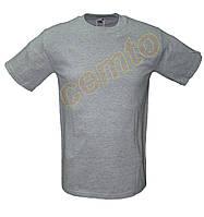 Дуже якісна літня футболка 100% бавовна 195г.м2