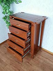 """Дизайнерский деревянный комод от производителя """"Робинзон"""", фото 2"""