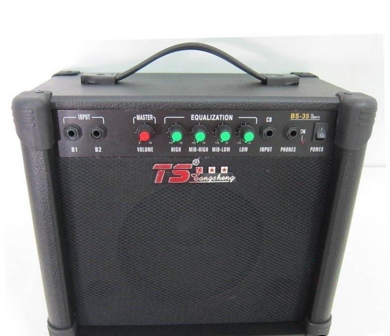 Комбопідсилювач для бас-гітари Amp TS BS-35