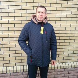Мужская зимняя куртка, размеры 50 - 58