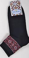 """Женские  носки """"Милена-вышиванка 2(красный)"""", фото 1"""