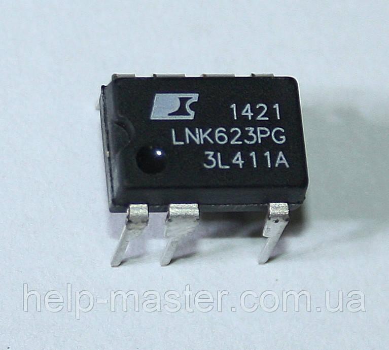 Микросхема  LNK623PG (DIP-7)