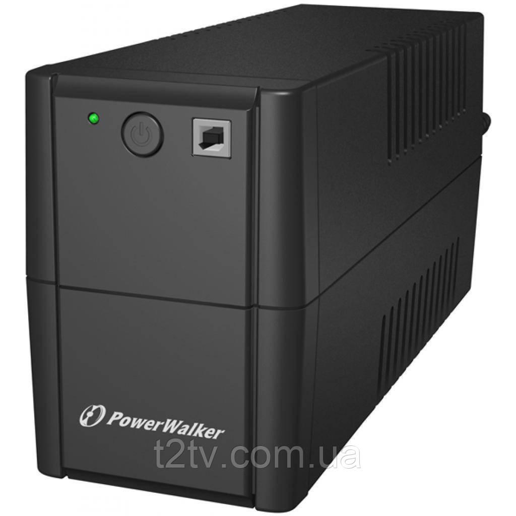 Источник бесперебойного питания PowerWalker VI 650 SE/IEC USB (0101061)
