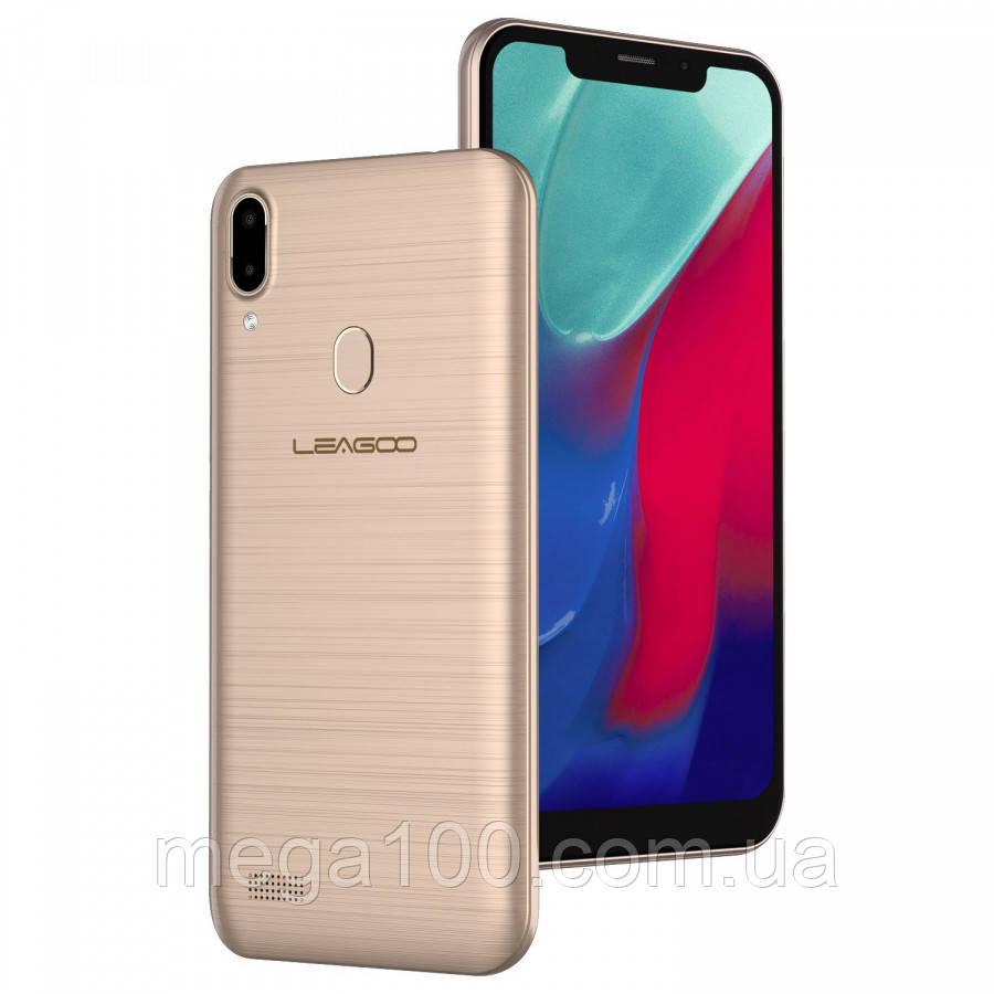 "Смартфон Leagoo M11 золотой (""6.18 экран, памяти 2/16, батарея 4000 мАч)"