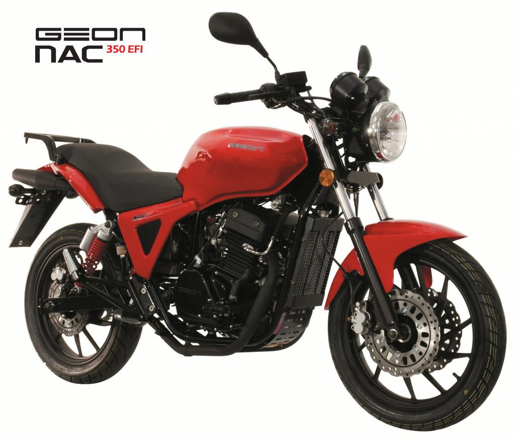 Мотоцикл Geon Nac 350EFI