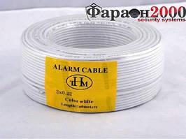 Сигнальный кабель ТНМ 2х0.22 CCA не экранированный