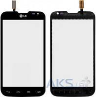 Сенсор для телефона LG D325 Optimus L70 Dual SIM Original Black