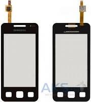 Сенсор (тачскрин) для Samsung Star 2 Duos C6712 Black