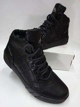 Мужские ботинки зимние из натуральной кожи EXTREME Б4027, фото 2