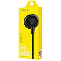 Наушники Celebrat G4 Stereo Sound (Black)