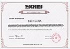 Мужские часы Skmei (Скмей)1309 Braun / Black / Red, фото 4