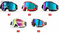 Лыжная/МОТО GXT маска горнолыжные очки защита от UV лижна окуляры вело