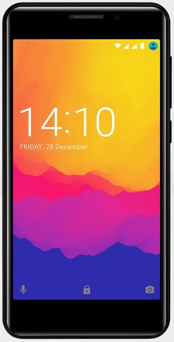 Смартфон Prestigio Muze U3 LTE 3515 Dual Sim Black
