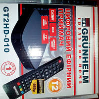 Т2 приймач GRUNHELM GT2HD-010
