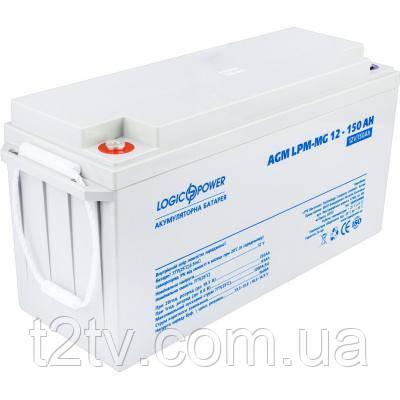 Батарея к ИБП LogicPower LPM MG 12В 150 Ач (4197)
