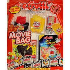 Жевательные конфеты Gummi Movie Bags, 77 г