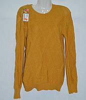 Вязаные женские свитера 46-48р