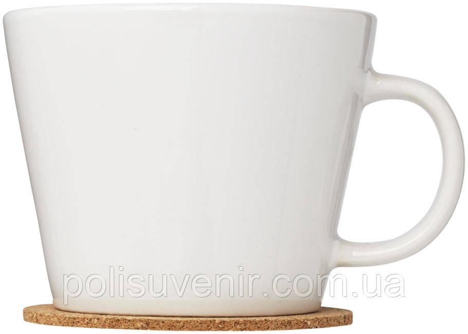 Набір чашок і костерів