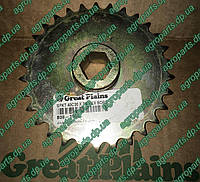 "Звёздочка 808-156C SPROCKET 30 Tooth HEX BORE 7/8"" Great Plains з/ч 808-156 Грейт Плейнз, фото 1"