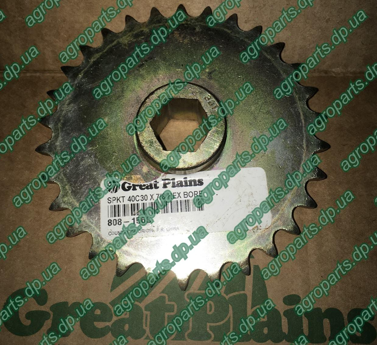 "Звёздочка 808-156C SPROCKET 30 Tooth HEX BORE 7/8"" Great Plains з/ч 808-156 Грейт Плейнз"