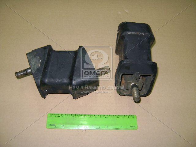 Подушка опоры двигатель ГАЗ 3309, ГАЗЕЛЬ с дв.4216 передний (производитель ГАЗ) 3309-1001020