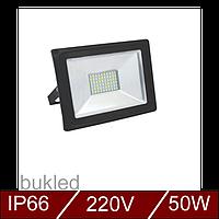 Светодиодный прожектор-матричный 50W SMD AVT1-IC (матрица с IC драйвером)